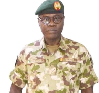 Yahaya assumes office as 22nd Chief of Army Staff