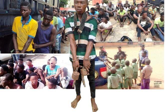 Lagos under siege!