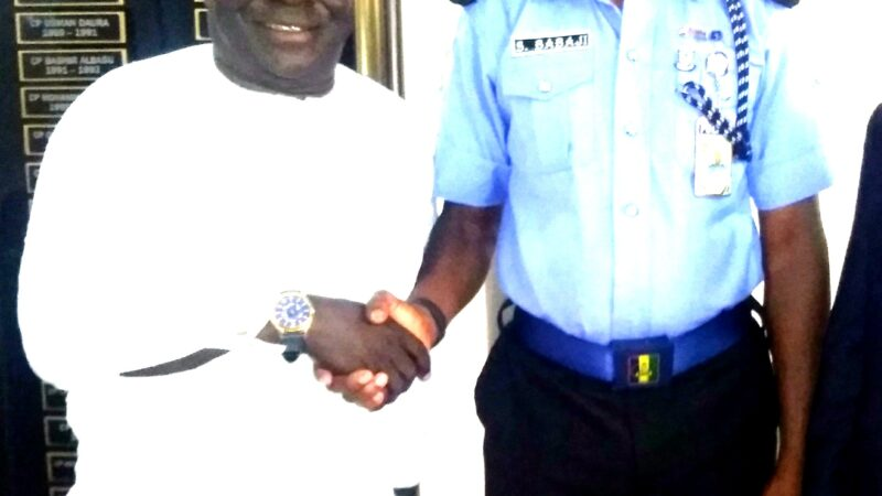 I PROMISE MORE SECURITY – FCT New Police Commissioner