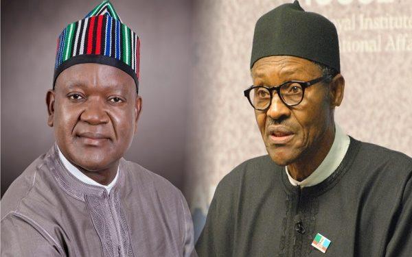 Presidency: Ortom inciting ethnic, religious hatred